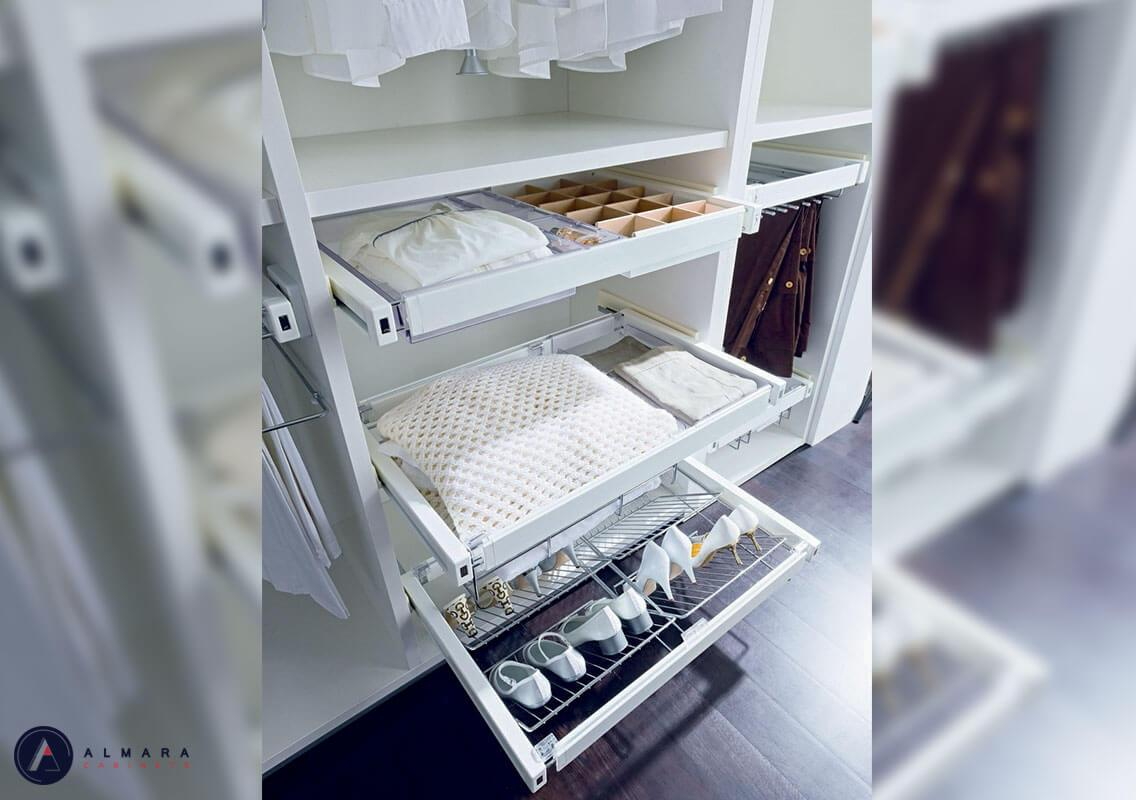 Hafele pull-out storage system