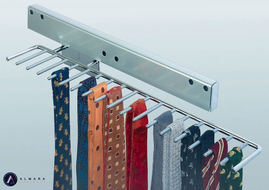 Hafele tie rack cat.no. 807.20.743