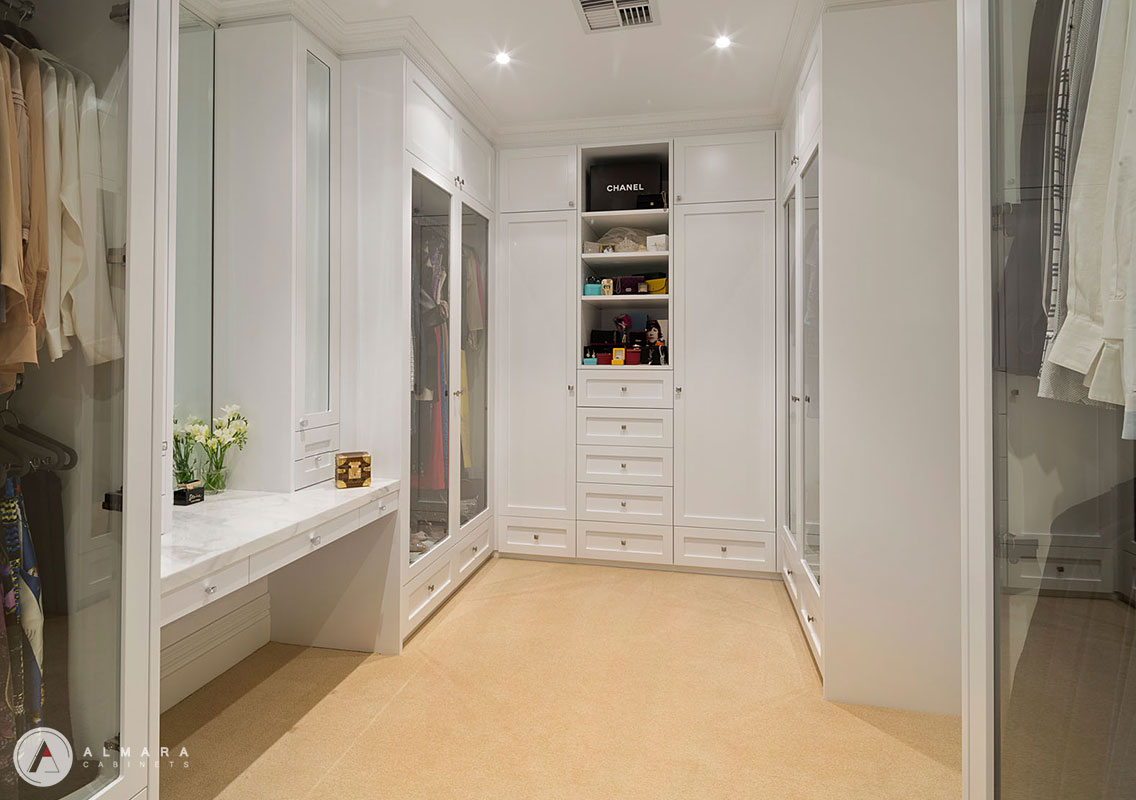 Walk In Wardrobes Designs By Almara Cabinet