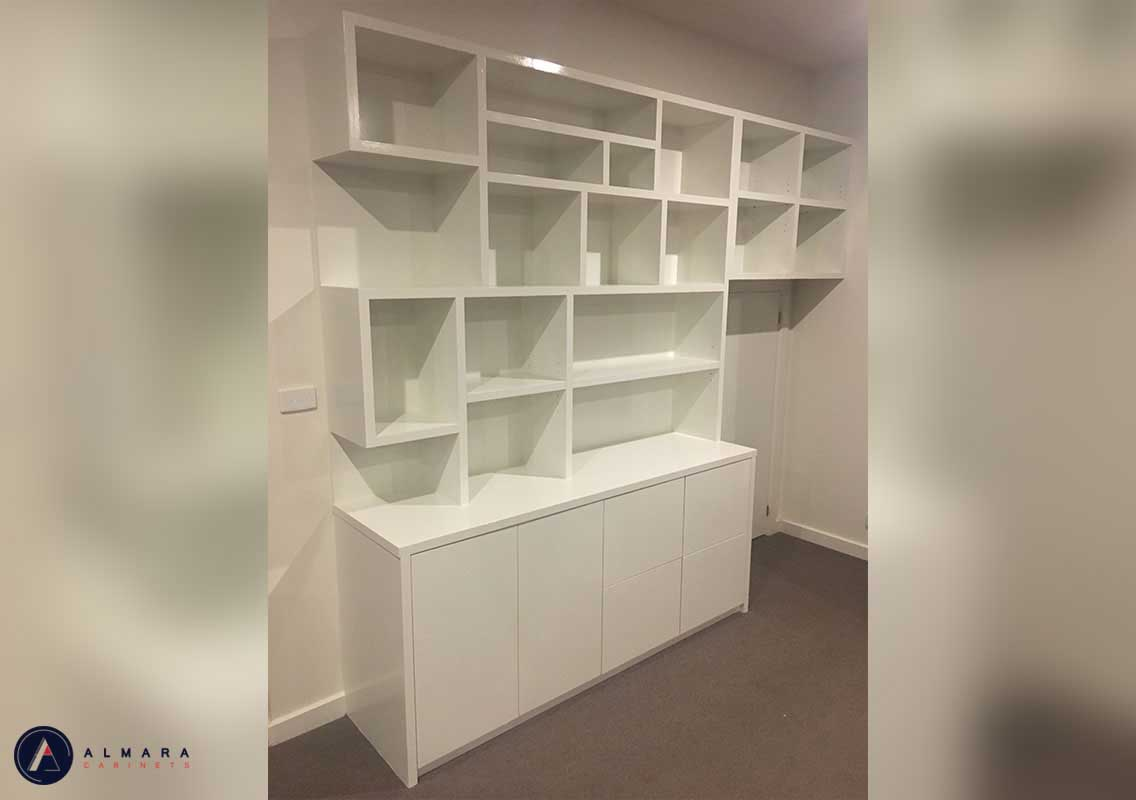 Wall Units And Book Shelves